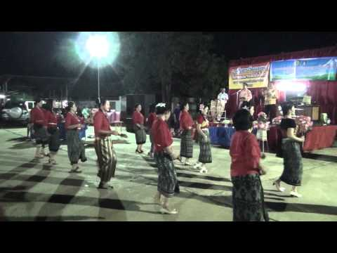เต้นบาสสโล้ป งานพาแลงตำบลนาถ่อน ประจำปี 2555 นครพนม PhaLaeng NaThon 2012 Nakhonphanom