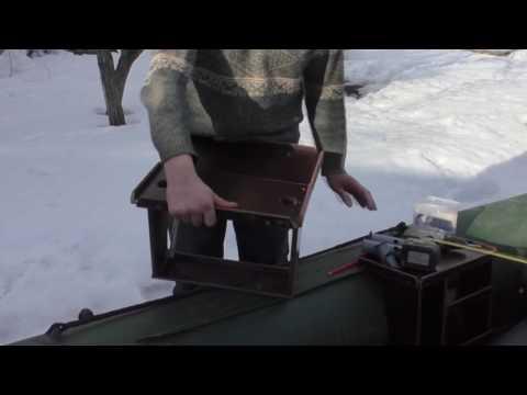 Столик трансформер в лодку ПВХ 15 смотреть онлайн