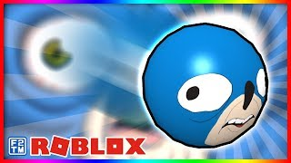 Roblox Sanicball (Totally not Sonic the Hedgehog on Roblox)
