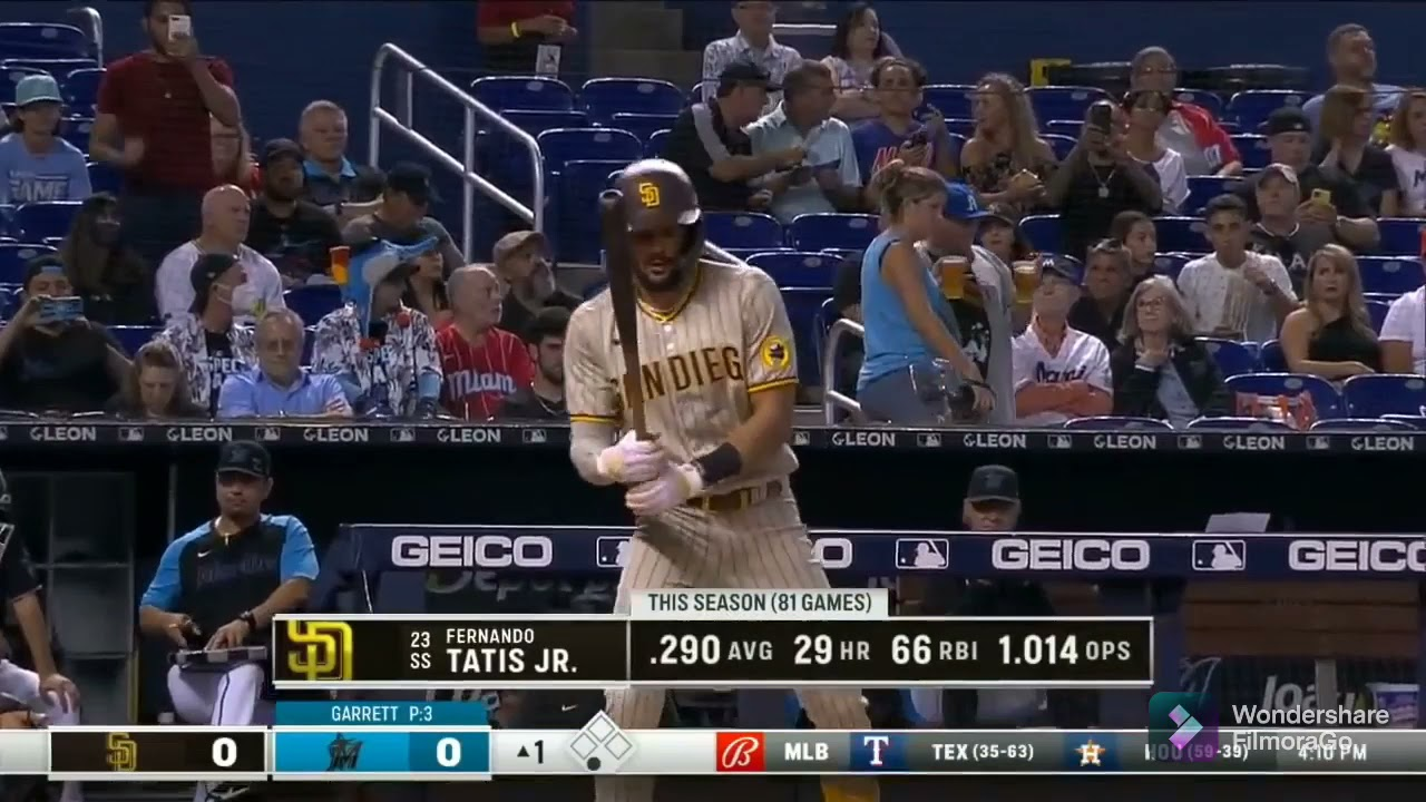 Download 30 FOR TATIS! Fernando Tatis Jr. hits his 30th homer of the season!