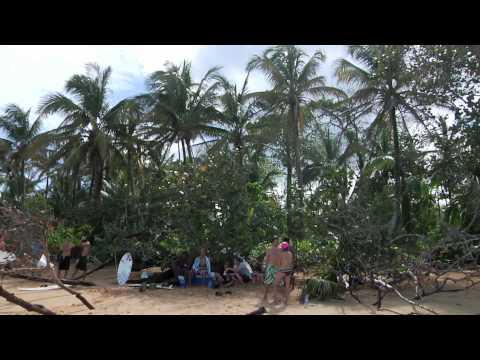 Panamania! Part 1 - Red Bull surf team storms Panama