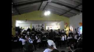 Gipsy Orquesta Sinfónica Juvenil e Infantil del Municipio Brión en el Club de los Leones
