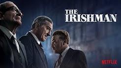 The Irishman | Virallinen traileri | Netflix