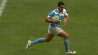 Argentina knocks USA out of Rugby World Cup Sevens - Universal Sports
