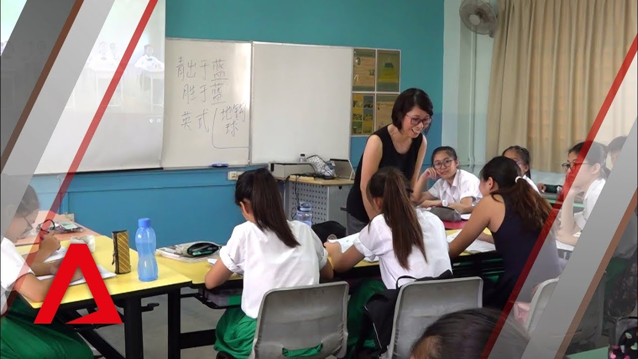 How Singapore's Chinese lessons have changed | Part 2