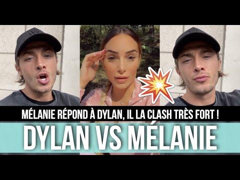 Download DYLAN VS MÉLANIE 💥 LE CLASH CONTINUE... IL L'ACCUSE D'ÊTRE FAKE ET BALANCE SUR LA TÉLÉ RÉALITÉ 😱