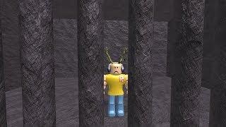 [로블록스(Roblox)] 감옥에 갇혀버렸어요!! 그런데 조금 허술해요!! 눈감고 도망쳐버려요!!(Escape Prison) 간단 리뷰 & 플레이 영상