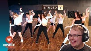 Brian Friedman Choreography | Twice - Fancy Dance Choreography |  #Twice #KPop - REACTION!