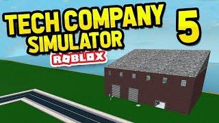 ROBLOX TECH COMPANY SIMULATOR #5