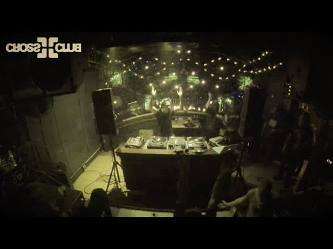 DJ K Live at Junglist Call, Cross Club Prague CZ 16.01.2016
