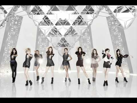 SNSD The Boys [Korean Version] MP3