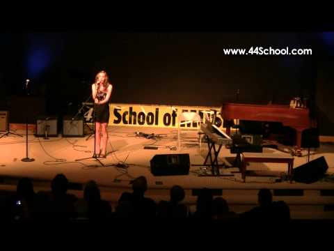 Olivia O 44 School of Music Fall 2012 Concert Piano and Voice Lessons