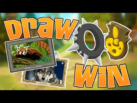 HOW TO MAKE THE ULTIMATE MASTERPIECE – Animal Jam Giveaway & Fur Tutorial