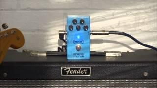 MXR Analog Chorus M-234 Demo