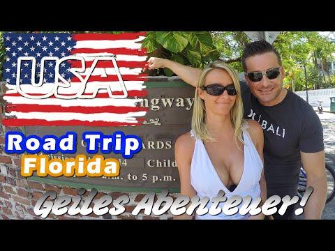 Before Hurricane Irma - Our Amazing Florida Road Trip | USA 2017