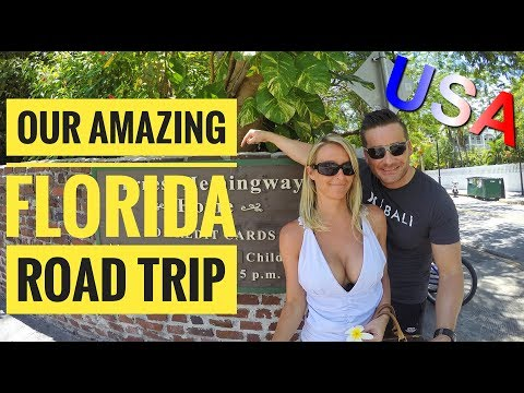 Our Amazing Florida Road Trip 2017 - Follow us
