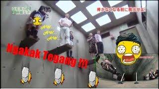 Crazy Funny Japanese Game Show mirip Film SAW yang bikin jantungan
