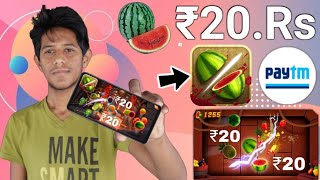 New Gaming Earning App 2021 Without Invest'ment Free Paytm Cash Earn ₹20+ ₹20+ Unlimited Time Win ✅