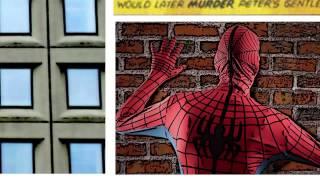 Spiderman Comic Animation