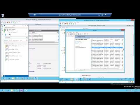 Pool Pairing In Lync Server 2013