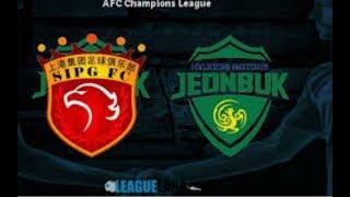 Shanghai sips vs Jeonbuk Afc champions league