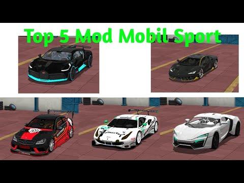 104+ Mod Mobil Sport Bussid HD Terbaru
