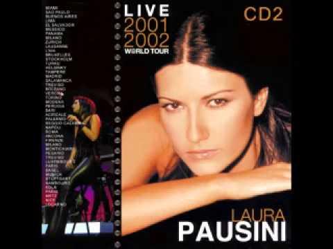 Laura Pausini  Live  2001-2002  World Tour  ( 2002 álbum completo)