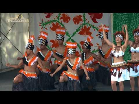 Polyfest 2018 - Cook Islands Stage:  Otahuhu College FULL Performance