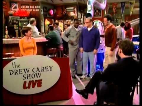 Drew Carey Show - Wayne Brady scenes