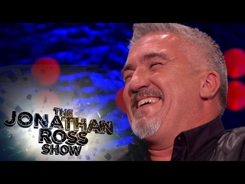 Paul Hollywood Talks The Bake Off Split - The Jonathan Ross Show