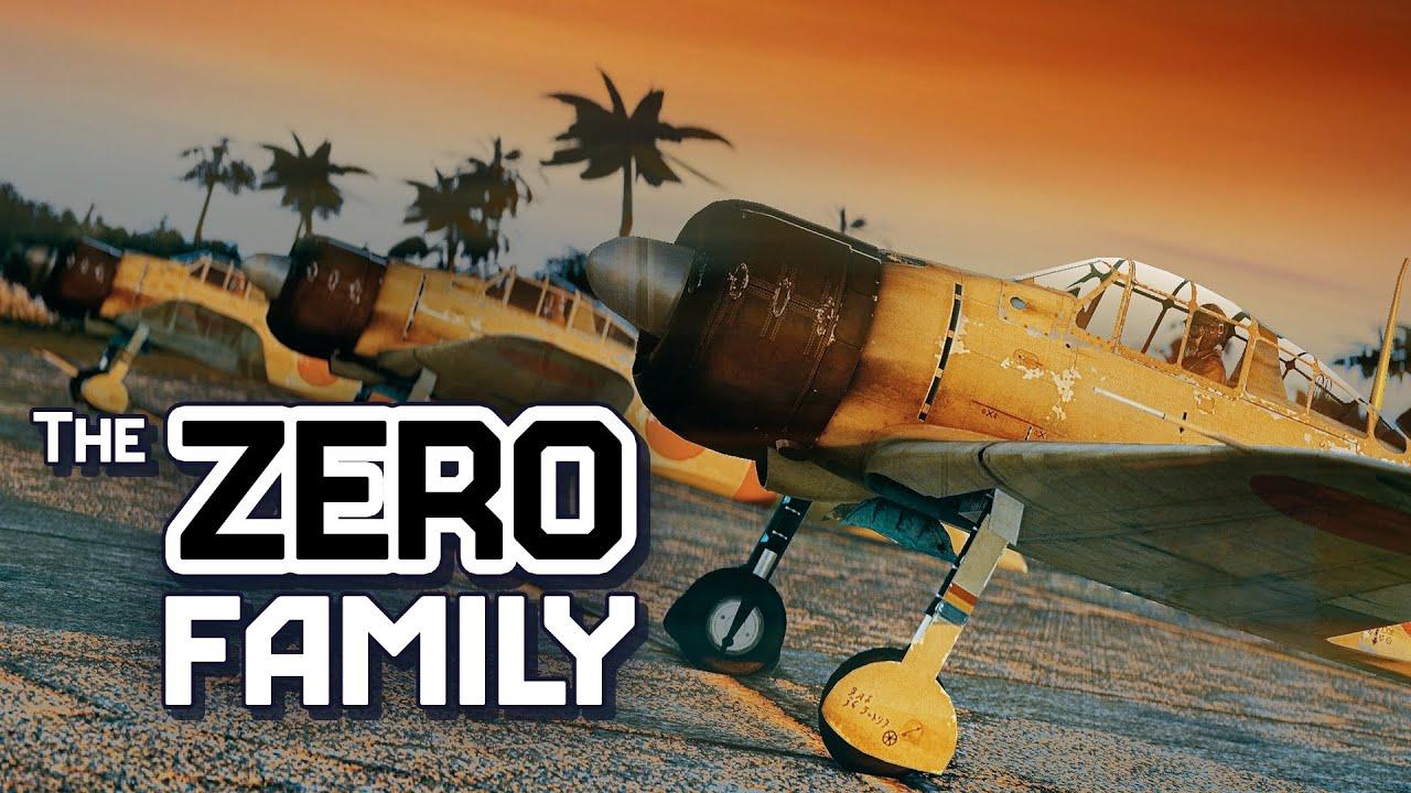 Download The ZERO Family / War Thunder