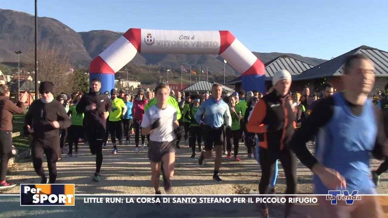 Per Sport - Little Run: la corsa di Santo Stefano per il Piccolo Rifugio