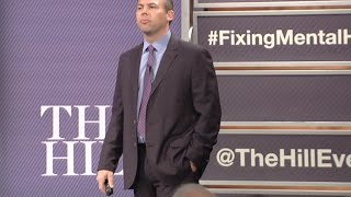 Highlights: Seth Seabury presents at Fixing America's Mental Healthcare System