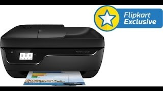 HP DeskJet Ink Advantage 3835 All in One Multi function Printer review and features