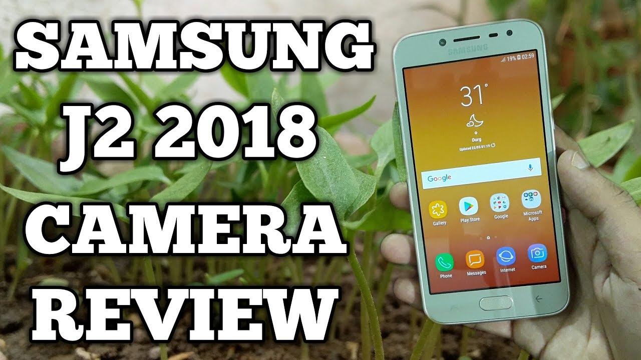Samsung Galaxy J2 2018 Camera Review J2 2018 Camera Test Youtube