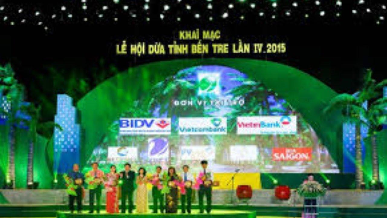 Trực tiếp bế mạc lễ hội dừa Bến Tre 2019