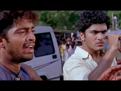 Gamyam Movie || Sharwanand Saving Allari Naresh Stunning Action Scene