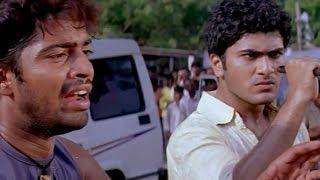 Gamyam Movie    Sharwanand Saving Allari Naresh Stunning Action Scene
