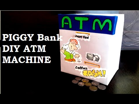 how to open atm machine without password