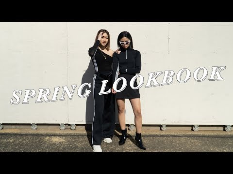 Quick Spring Lookbook