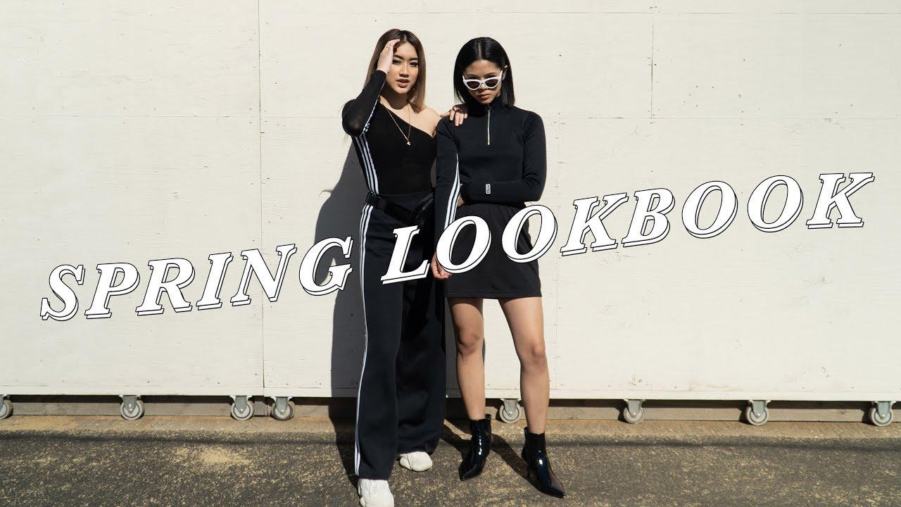 Quick Spring Lookbook 8
