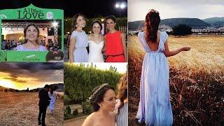 Bayram Tatili VLOG (Part 1)// Bodrum, Muğla, Düğün, Gelin Makyajı