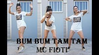 Bum Bum Tam Tam - MC Fioti (Coreografia)
