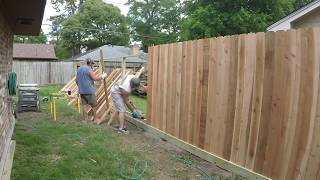 Fence Build - EP 08