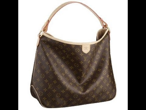 769ab564c4cc What s in My Purse ! Featuring My Newest Louis Vuitton Delightful Monogram MM  Bag!!! - YouTube