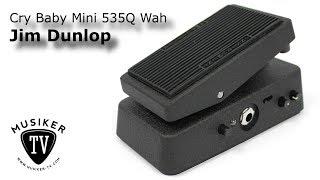 Jim Dunlop Cry Baby Mini 535Q Wah - Review
