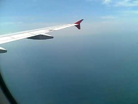 [LAOS-MALAYSIA] Luang Prabang-Kuala Lumpur landing.