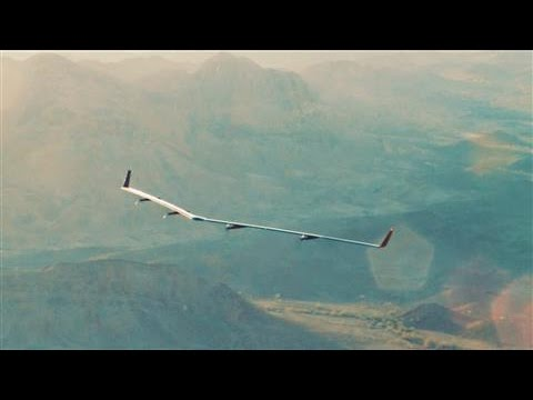 Facebook's Aquila Web Drone Completes First Flight