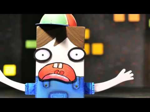 Ugo Conti stop motion Doritos Zombie.wmv
