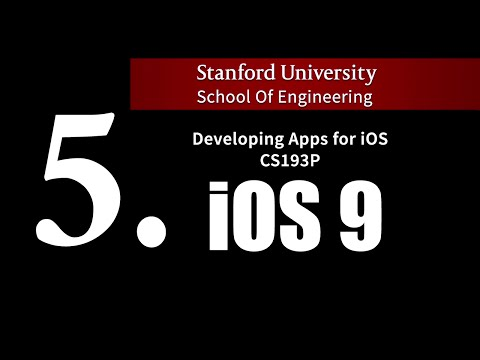 Stanford - Developing iOS 9 Apps with Swift - 5.IBuilder, FaceViewController,Gestures,Multiple MVCs